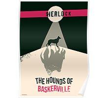 Sherlock Minimalist (5/6) Poster