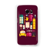 Icons Poster Samsung Galaxy Case/Skin