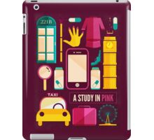 Icons Poster iPad Case/Skin