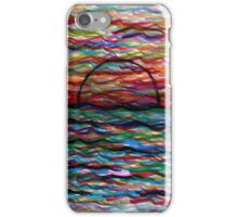 The Unsettling Sea iPhone Case/Skin
