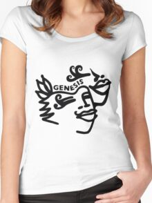 genesis Women's Fitted Scoop T-Shirt