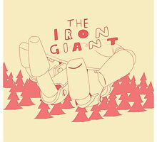 The Iron Giant by ZaneBerry