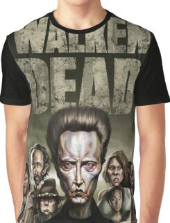The Walken Dead Graphic T-Shirt