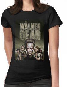 The Walken Dead Womens Fitted T-Shirt