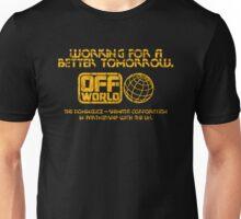 Blade Runner off world grunge Unisex T-Shirt