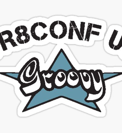 GR8Conf US Logo Sticker