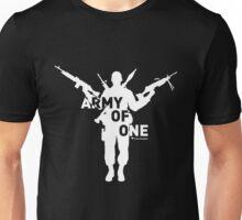 Army Of One (Dark) - StrayaGaming Unisex T-Shirt