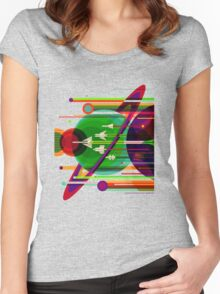 The Grand Tour Women's Fitted Scoop T-Shirt