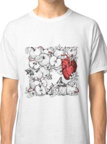 coronary apples Classic T-Shirt