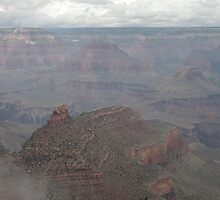 Grand canyon by Régis Charpentier