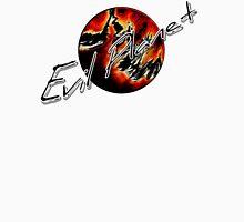 Ringed Evil Planet Unisex T-Shirt