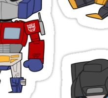 Autobots Stickers! Sticker