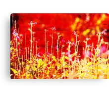 Chinese whispers Canvas Print