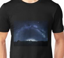 I see the stars come out of the sky Unisex T-Shirt