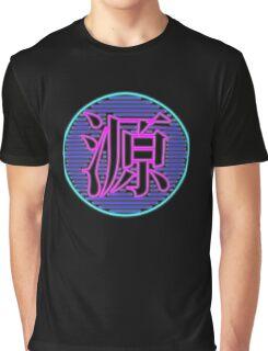 Blade Runner Minamoto Graphic T-Shirt