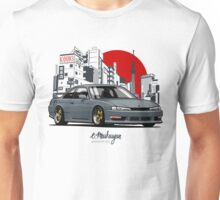 Nissan Silvia S14 (200SX) Kouki Unisex T-Shirt