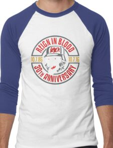 Slayer's 30th Anniversary Tee Men's Baseball ¾ T-Shirt