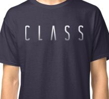 Doctor Who Class Spinoff Logo New Show Classic T-Shirt