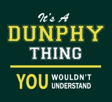 It's A DUNPHY thing, you wouldn't understand !! by satro