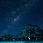 Night Sky, Wyperfeld NP, Victoria by Malcolm Katon