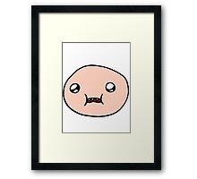 Amazed Finn Framed Print
