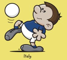 2014 World Cup - Italy Kids Tee