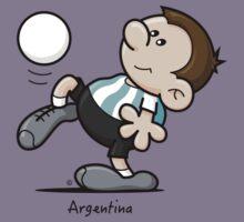 2014 World Cup - Argentina Kids Tee