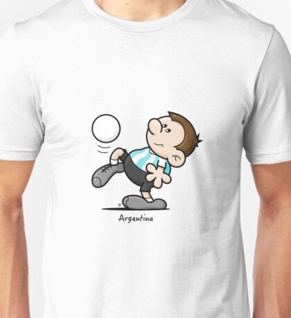 2014 World Cup - Argentina Unisex T-Shirt
