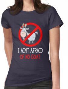 Bill Murrays Goat Tee Womens Fitted T-Shirt