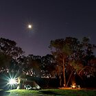 Camping at Wyperfled NP by Malcolm Katon