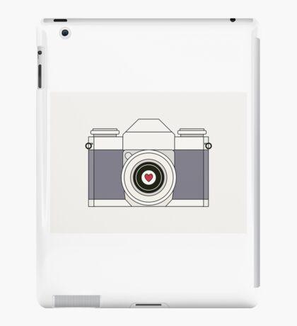 Retro Camera iPad Case/Skin