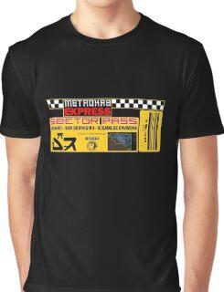 Blade Runner Metrokab Graphic T-Shirt