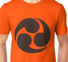 Triple Tomoe Unisex T-Shirt