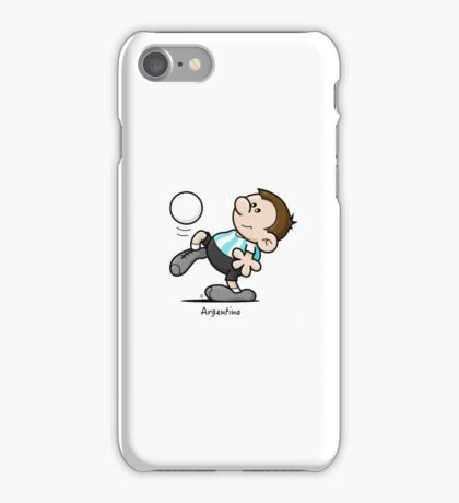 2014 World Cup - Argentina iPhone Case/Skin