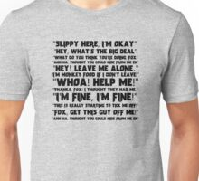 Slippy Quotes - Star Fox Unisex T-Shirt
