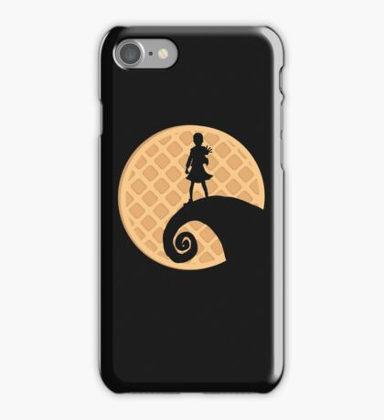 Nightmare before stranger things iPhone Case/Skin