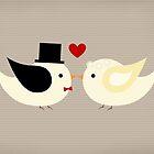 Married Canary Birds  by RumourHasIt