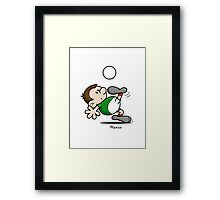 2014 World Cup - Mexico Framed Print