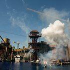 Waterworld, LA by Malcolm Katon