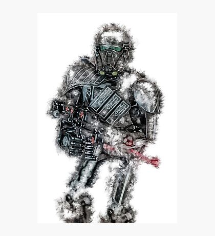 Imperial Death Trooper Photographic Print