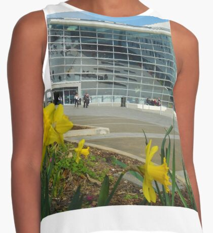 Walsall College Daffodil Contrast Tank