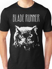 Blade Runner owl Unisex T-Shirt