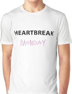 Heartbreak Monday Graphic T-Shirt
