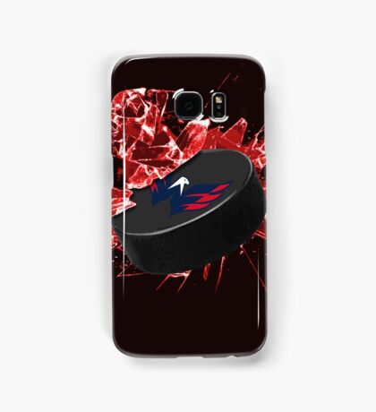 Washington Capitals Puck Samsung Galaxy Case/Skin