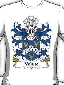 White Coat of Arms (Welsh) T-Shirt