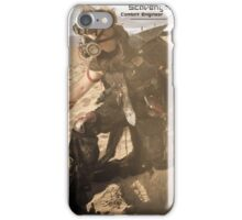 Claymore's Stats (Scavengers Poster) iPhone Case/Skin