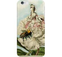 Marie and The Bee iPhone Case/Skin