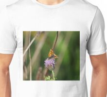 Small Copper Butterfly Unisex T-Shirt