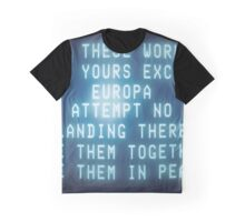 All these worlds are yours  Graphic T-Shirt