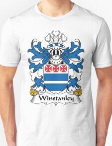 Winstanley Coat of Arms (Welsh) T-Shirt